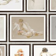 Art Prints | New Nude Sketches at Posterlounge