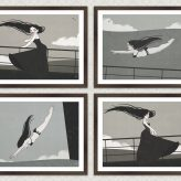 Kaufbar   Seestück Kunstdrucke bei Posterlounge