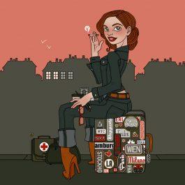 Ich hab' noch einen Koffer in Berlin