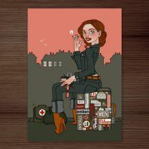 Postcard Vera Lynn