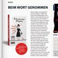 Wortschätzchen vom Duden Verlag mit illustrationen von Iris Luckhaus im VAG Facetten Magazin