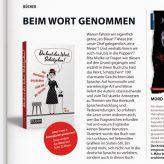 Feature | Wortschätzchen im VAG Facetten Magazin