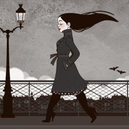 Vampire Girl Carmilla