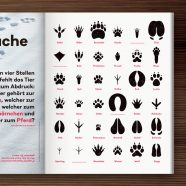 Published | Animal Tracks for SZ Familie