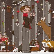 Frohe Weihnachten, Merry Christmas et Joyeux Noël!