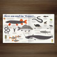 Published | Water Animals in Waldstück Magazine