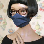 Schnittmuster für Maßgeschneiderte Hybridmasken