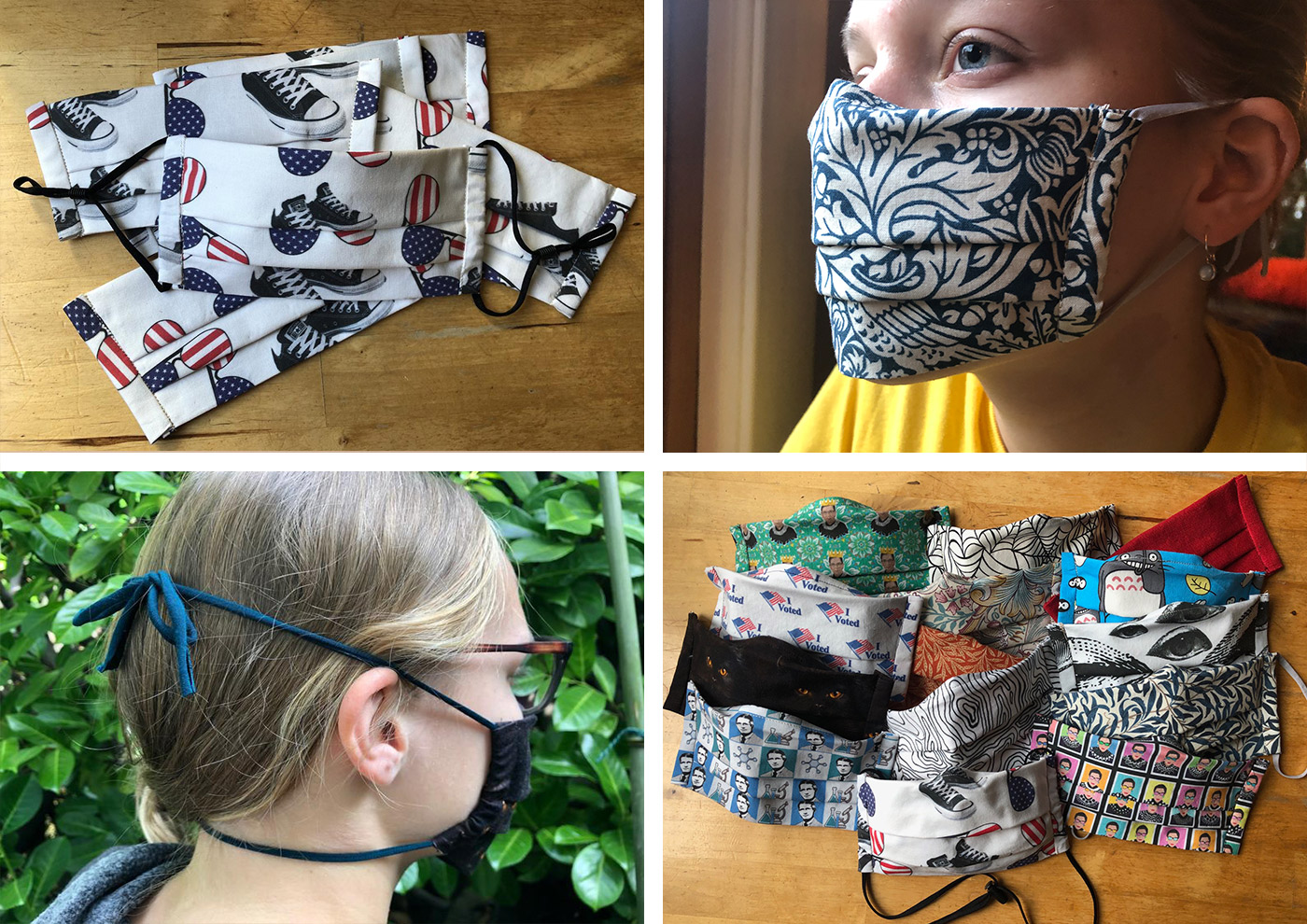 Iris Luckhaus Hybrid Mask by Nagakiri Studios Kiri Schultz