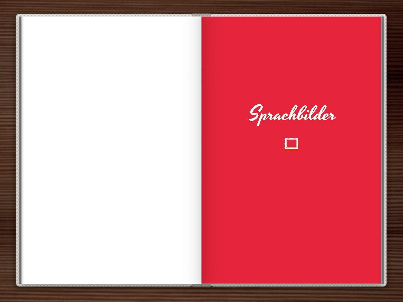 Sprachbilder im Buch Du hast das Wort, Schätzchen! 100 charmante Geschichten rund um die Sprache im Duden Verlag von Rita Mielke mit Illustrationen im Sixties-Stil von Iris Luckhaus