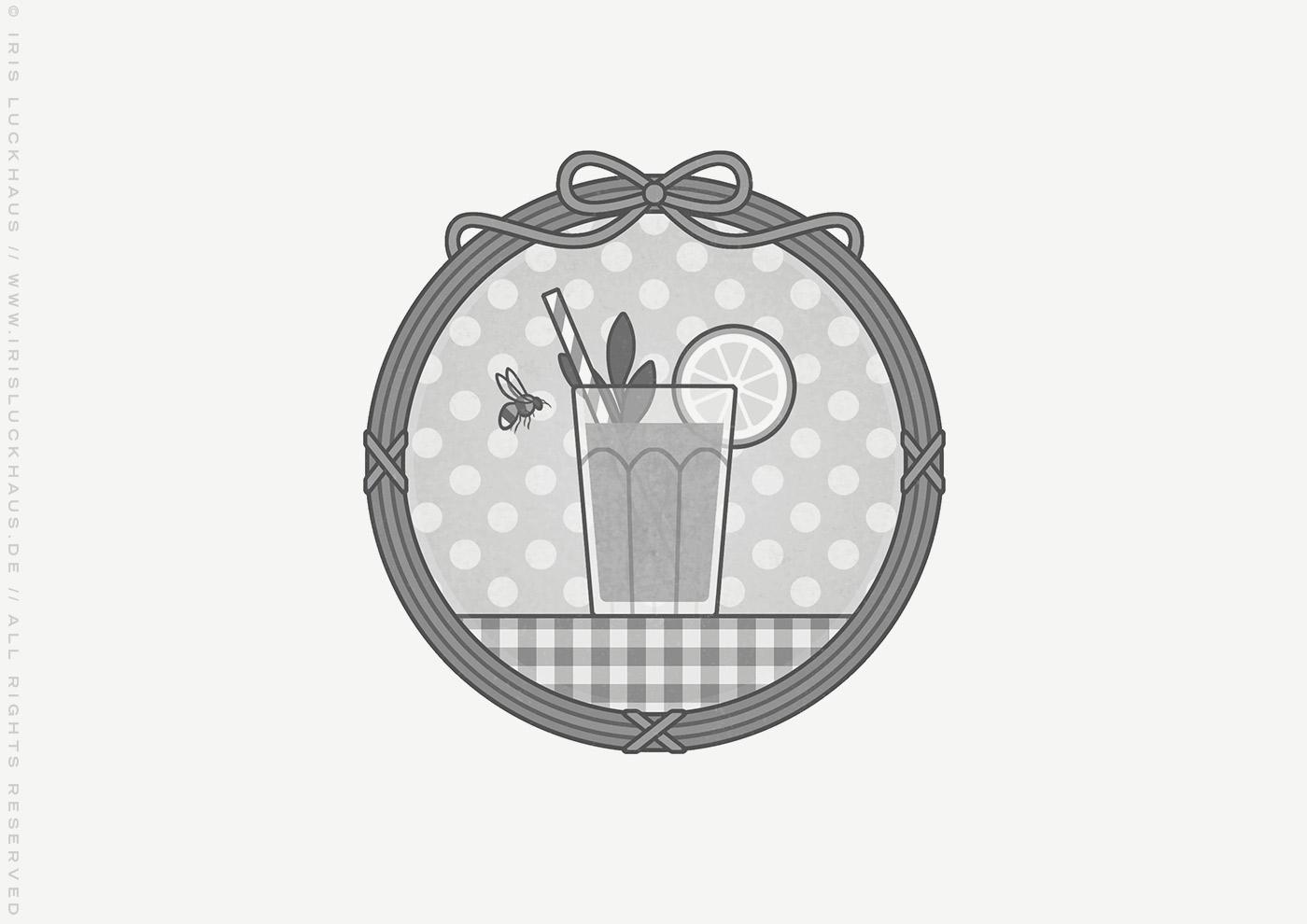 Vignette von Mimi Fiedlers Grünem Smoothie für das Buch Brauchsu keine Doktor, brauchsu nur diese Buch – Die Balkantherapie für Liebe, Leib und Leben von Mimi Fiedler im MVG Verlag