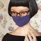 DIY Tutorial | Hybrid Cloth Mask Pictorial
