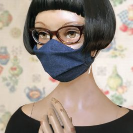 Instructions for Customized Hybrid Cloth Masks