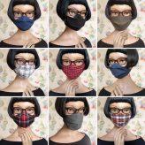DIY Instructions | Customized Hybrid Face Masks